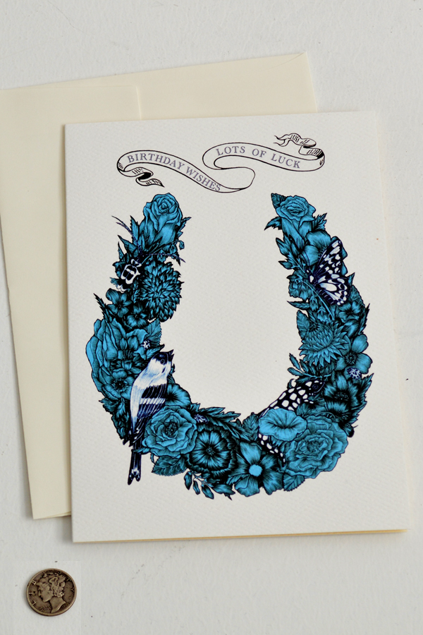 c119-lots-of-luck-blue-horseshoe